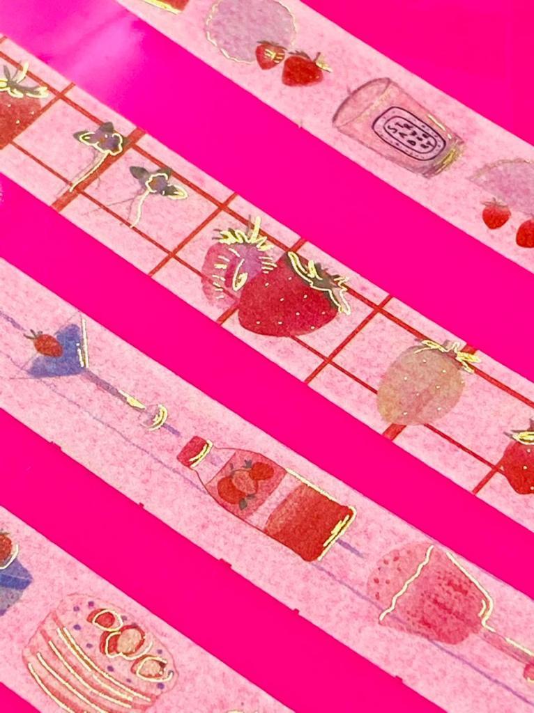 Washi Tape Cakes Sortidas | Importado