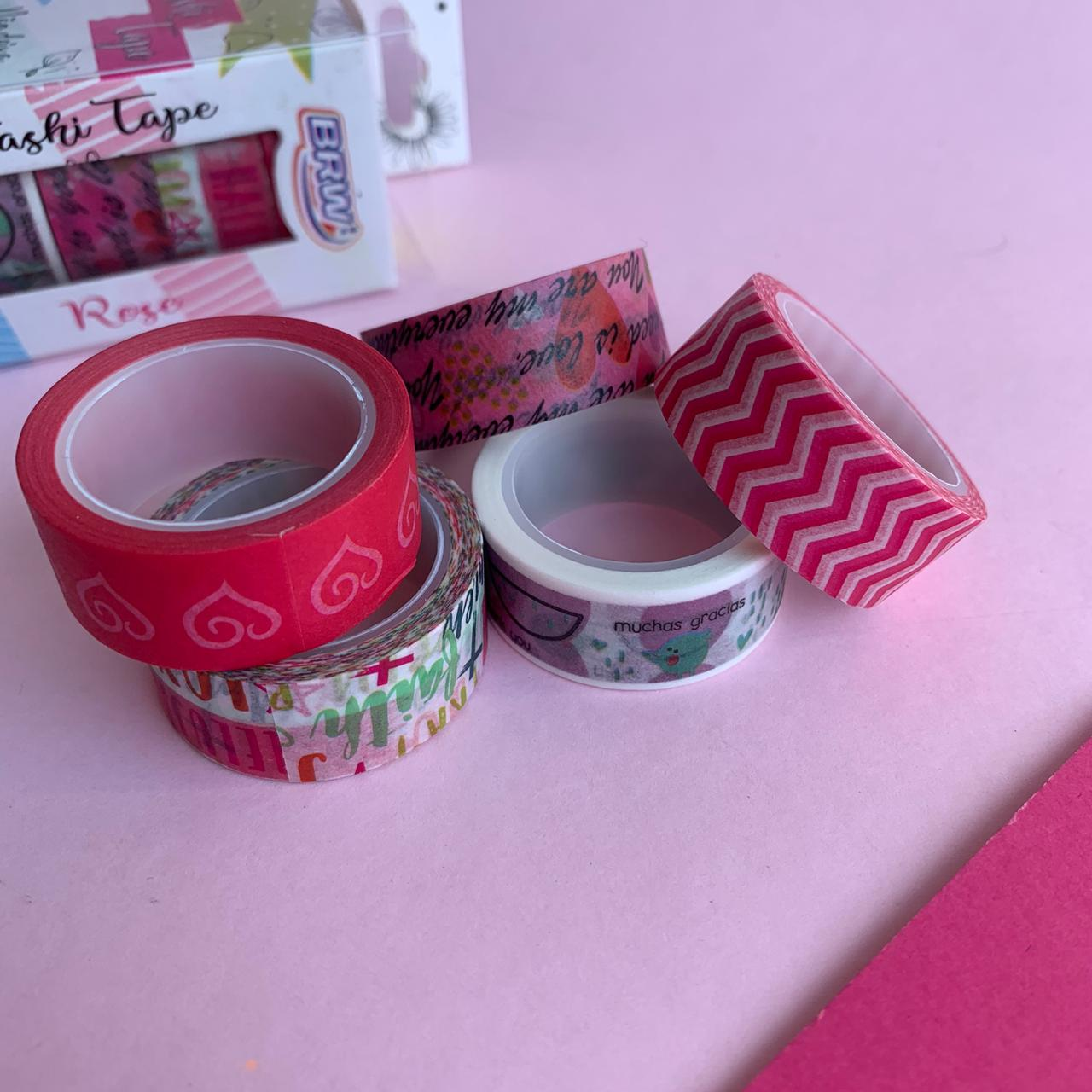 Washi Tape Rose | BRW