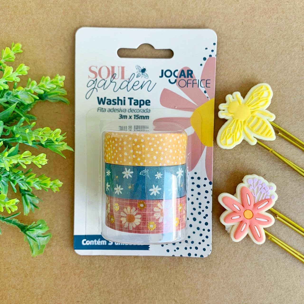 Washi Tape Soul Garden |Leonora