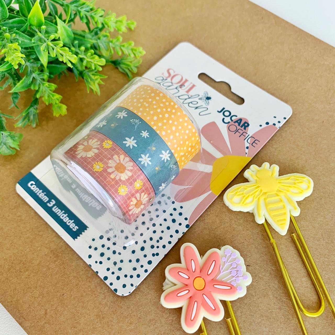 Washi Tape Soul Garden | Leonora