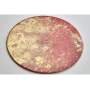 Mandala Decorativa Abstrata - Marte