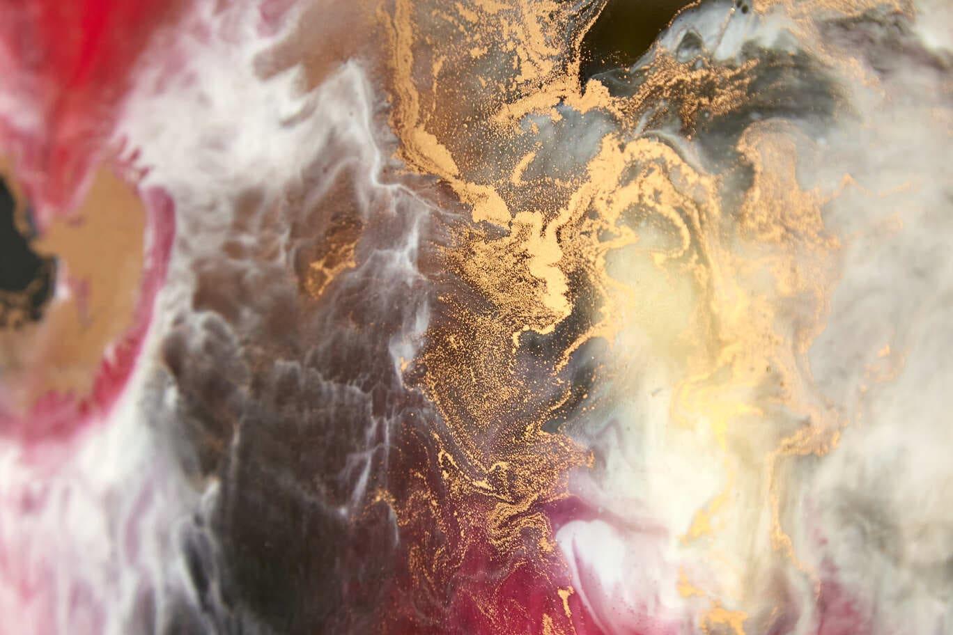 Quadro Decorativo Abstrato Águia