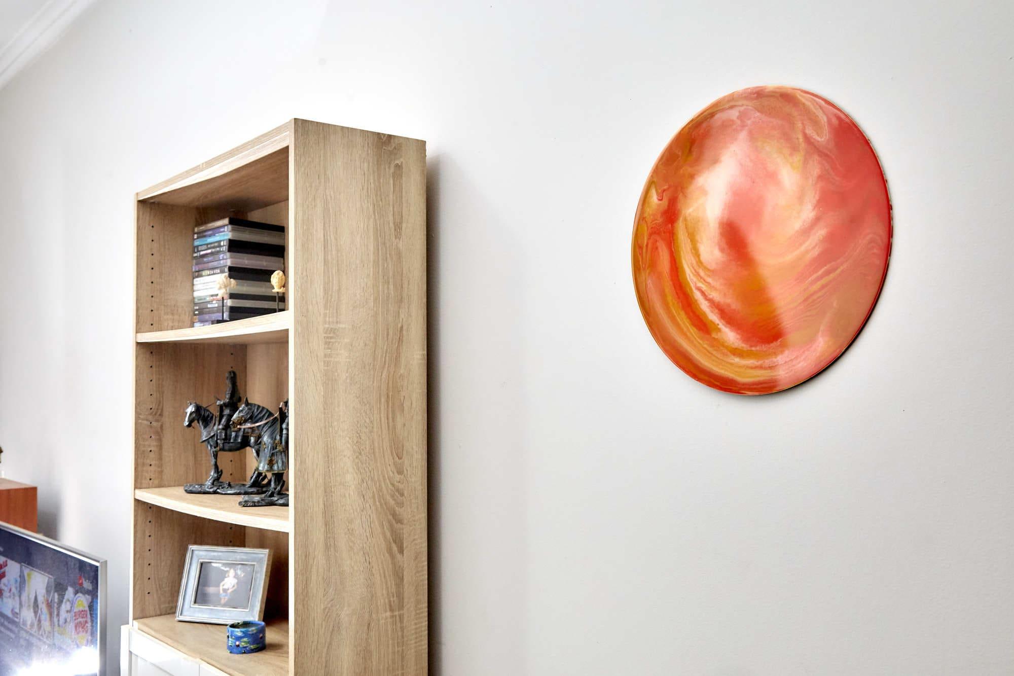 Mandala Decorativa Abstrata - Venus