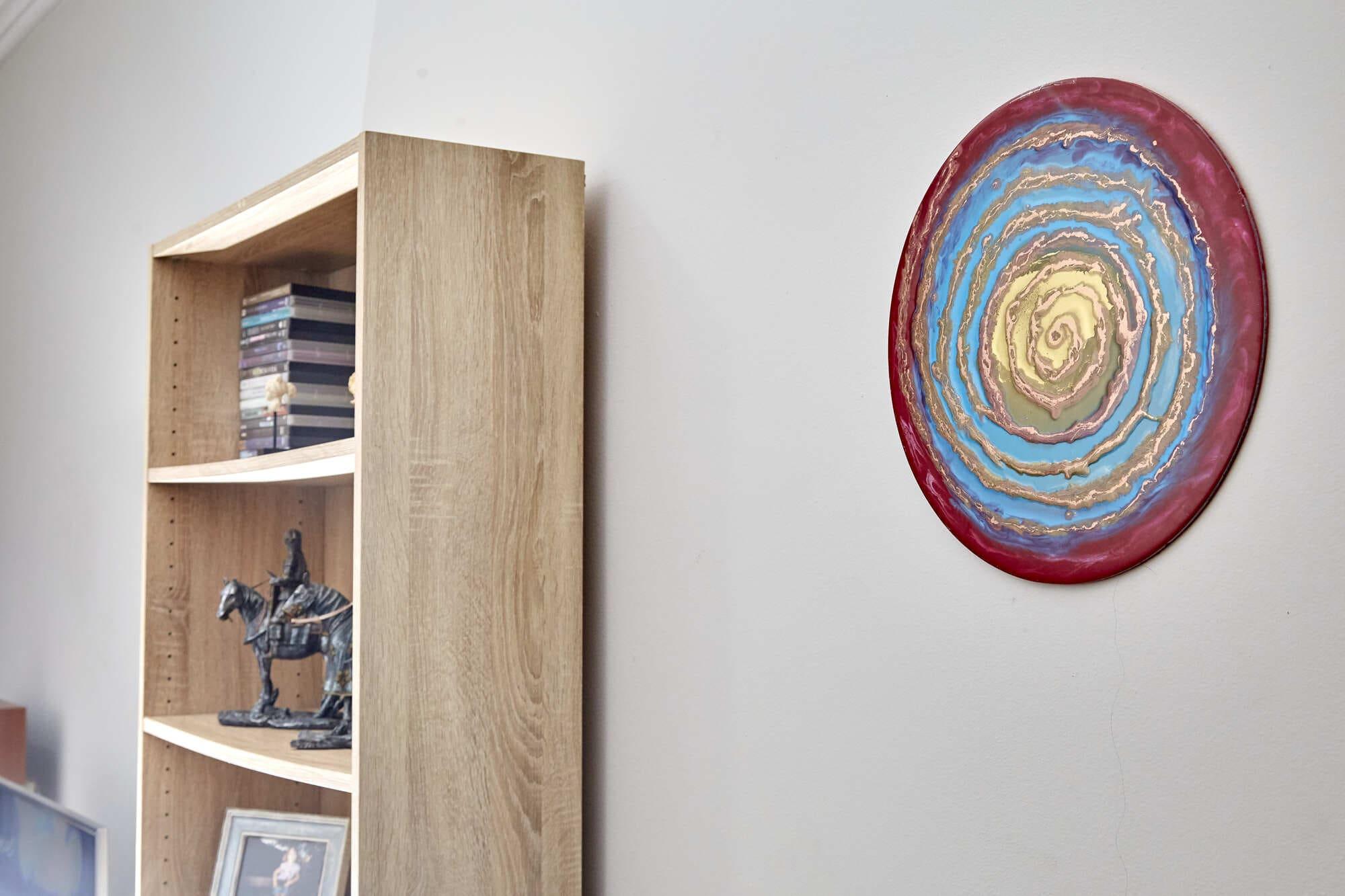 Mandala Esotérica dos Signos - Leão