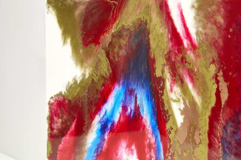 Quadro Decorativo Abstrato Verão
