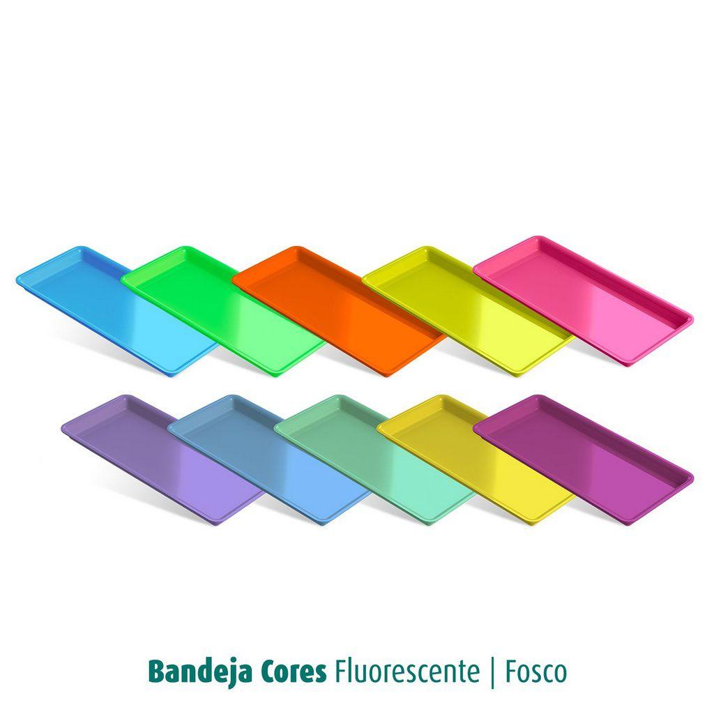 Bandeja Autoclavável Fluorescente