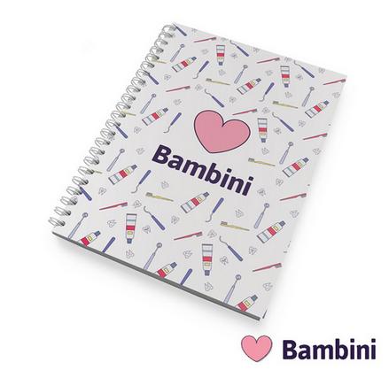 Caderno Bambini