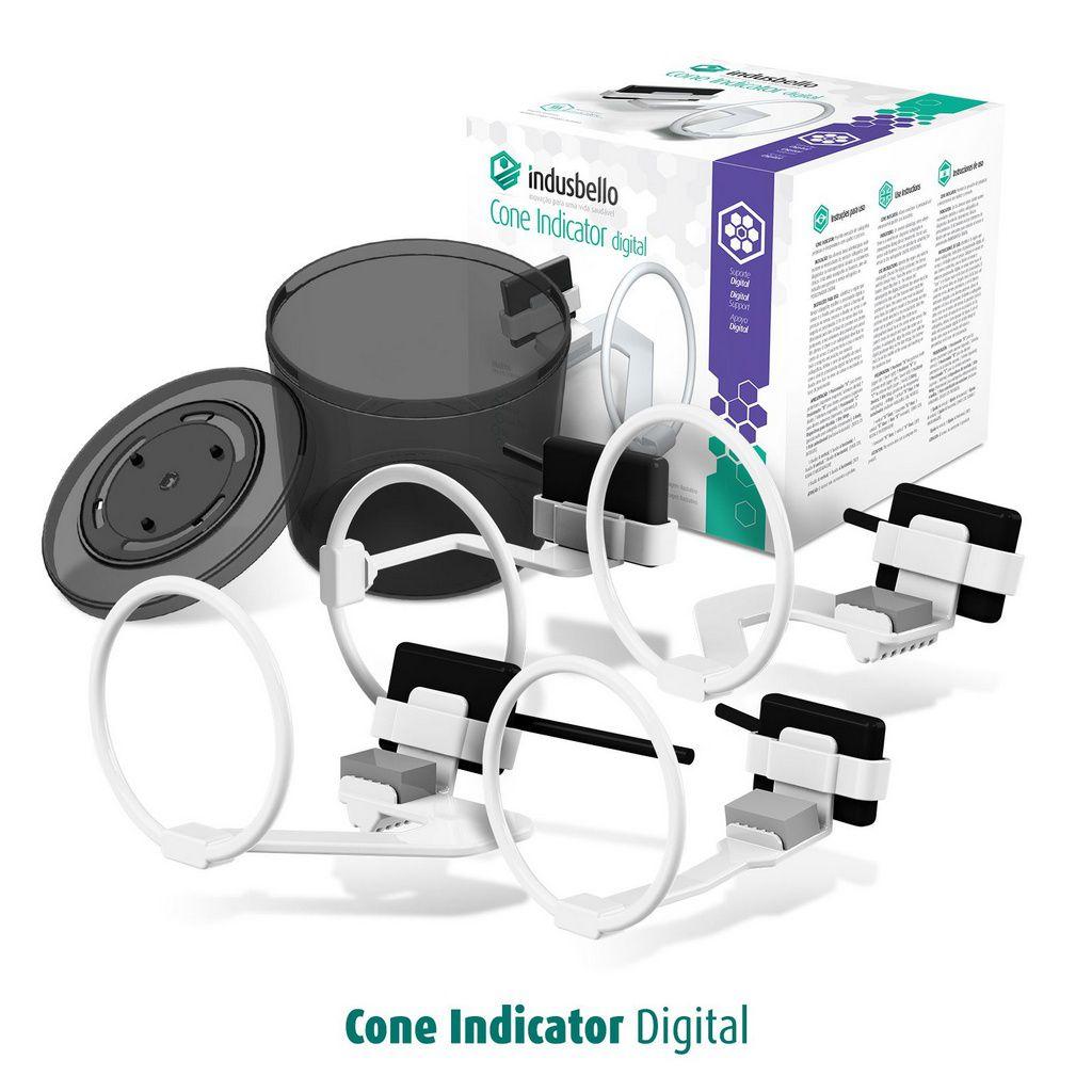 Posicionador Radiográfico Cone Indicator Digital