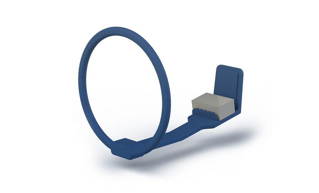 Posicionador Radiográfico Para Dentes Anteriores Cone Indicator