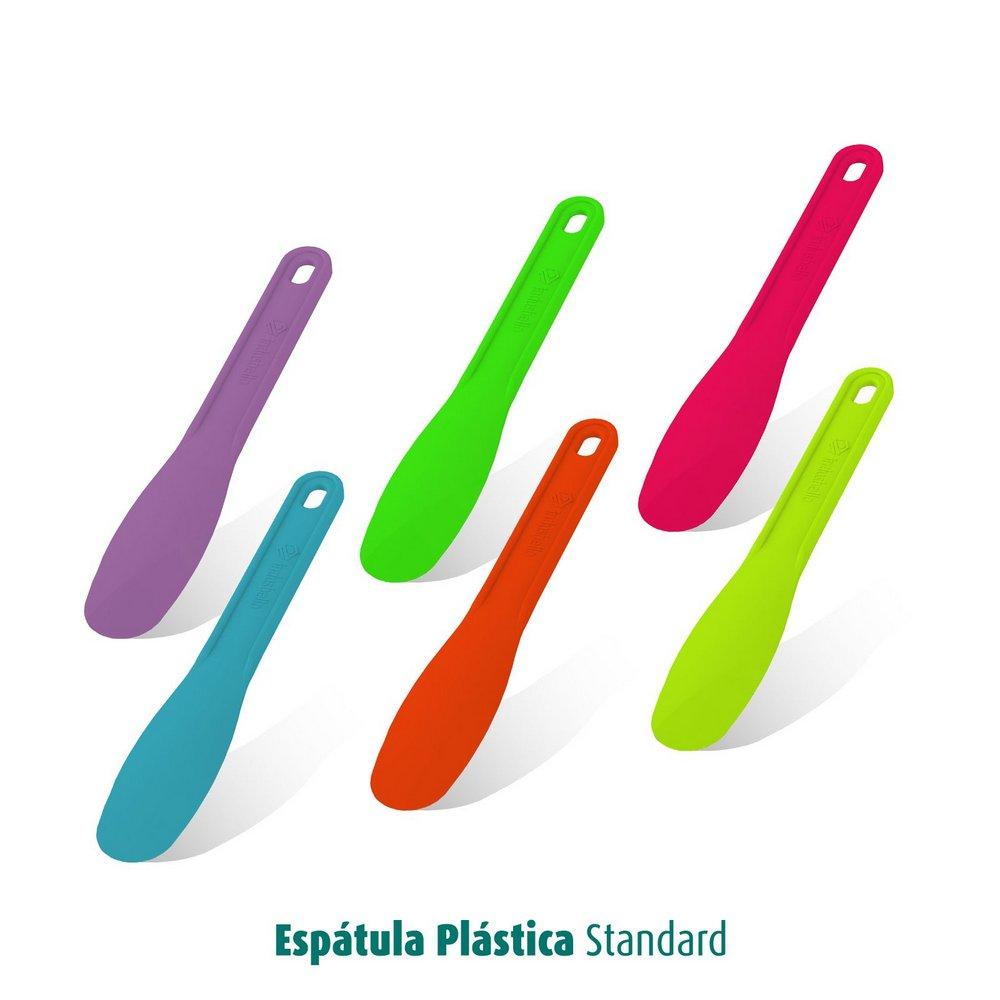 Espátula Plástica para Manipulação
