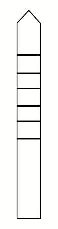 Osteótomo Expansor Summers - 3,25 Mm - 1312/3P - Medesy
