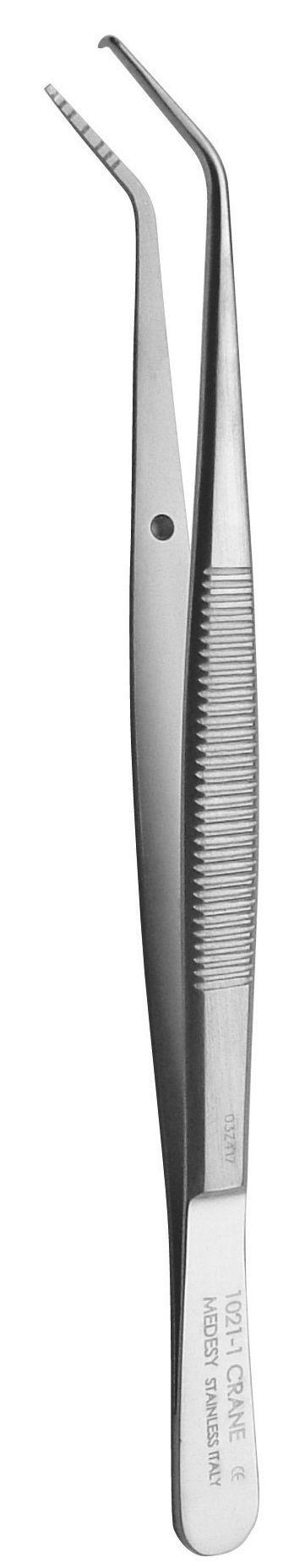 Pinça Periodontal Crane Importada - Caplan Esquerda - 1021/1 - Medesy