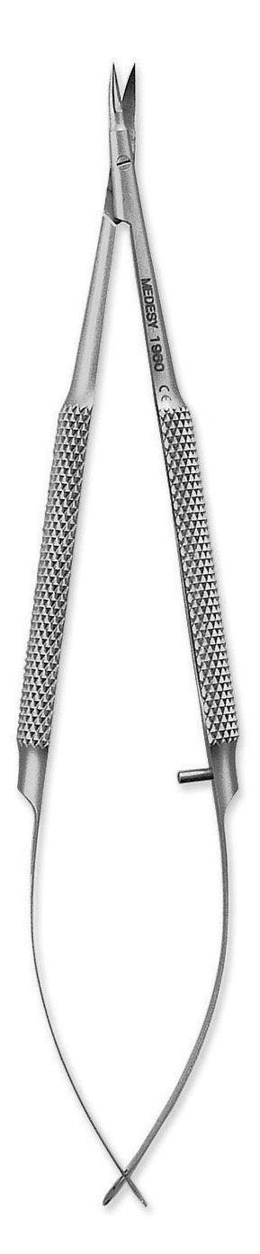 Tesoura Cirúrgica Curva Importada - 150 Mm - 1960 Medesy