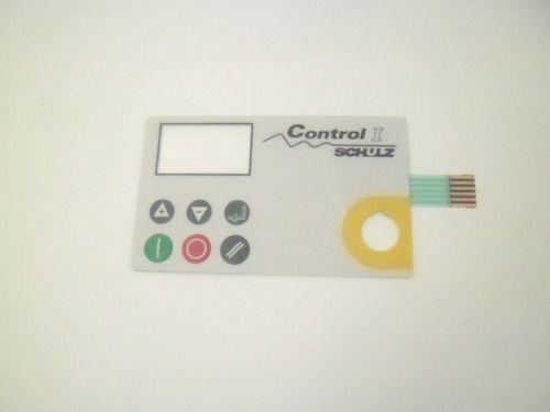 Membrana Interface Airmaster Control 1 005.2826-0 Schulz