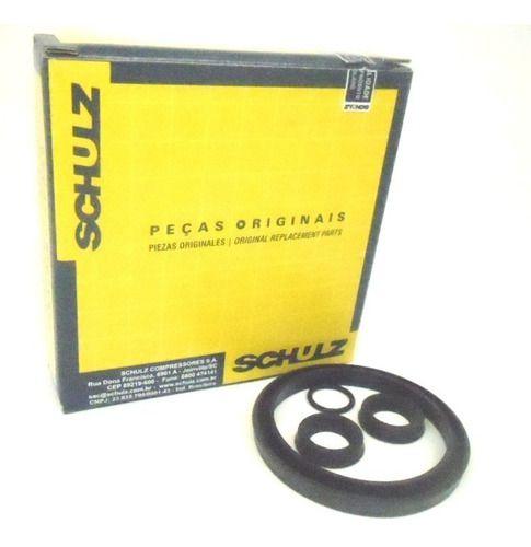 Reparo Valvula Admissão Para Compressor 021.0041 - SCHULZ