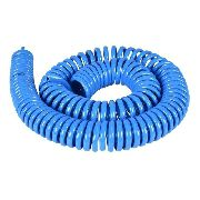 Mangueira Espiral 15mx8mm - Pu Azul