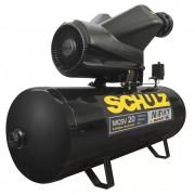 Compressor Audaz 20/150 Litros - 220v/380v SCHULZ