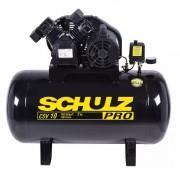 Compressor CSV PRO 10/100Litros 220V SCHULZ
