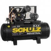 Compressor Pistão 20 pés-  CSV 20MAX / 200 Litros - 220/380V