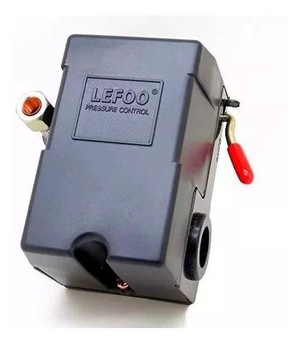 Automatico P/ Compressor 135/175 Alta 1 Via original