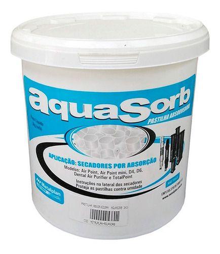 Pastilha Absorvedora Aquasorb 3kg