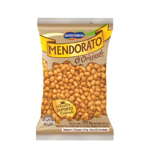 Amendoim Japonês Mendorato Santa Helena 1,01kg