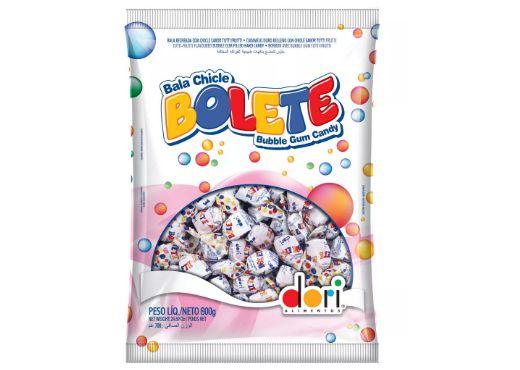 Bala Chiclete Bolete Tutti Frutti 600g Dori