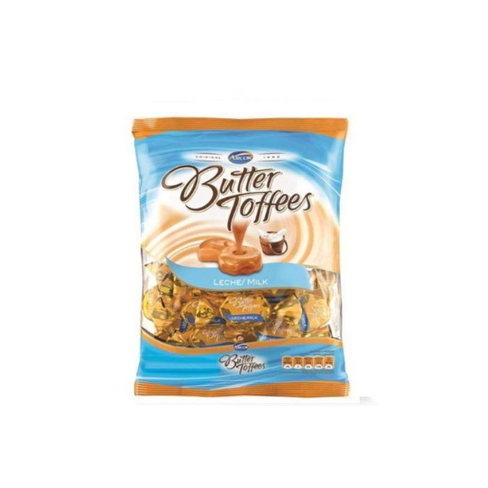 Bala de Leite Butter Toffees Arcor 500g