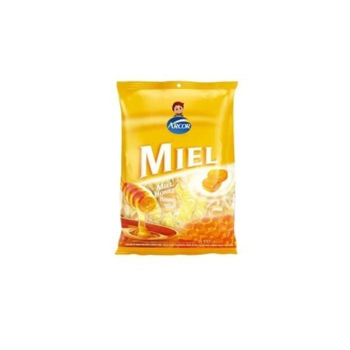 Bala Mel Miel Honey 600g Arcor