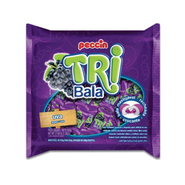 Bala Peccin TriBala Uva 500g