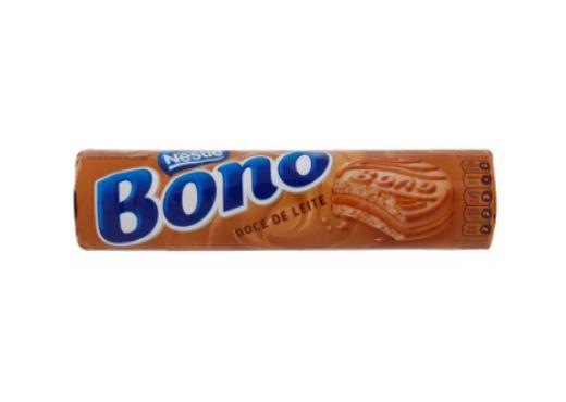 Biscoito Bono recheado sabor Doce de Leite 140g