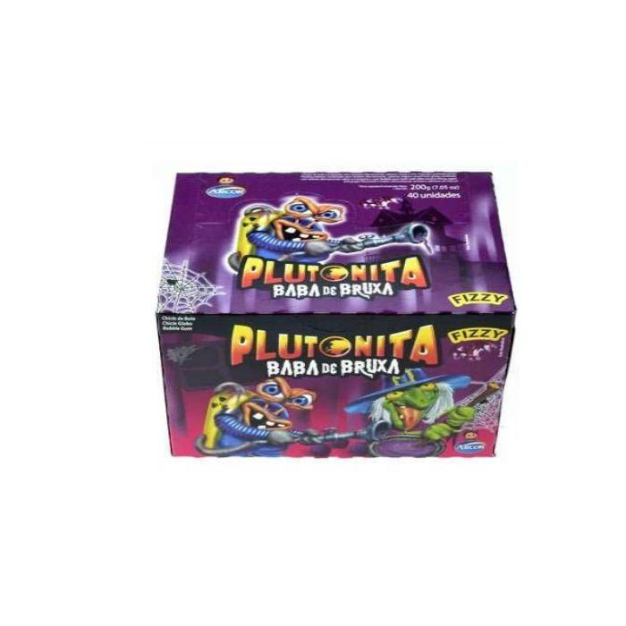 Chicletes Plutonita Baba de Bruxa Arcor 200g