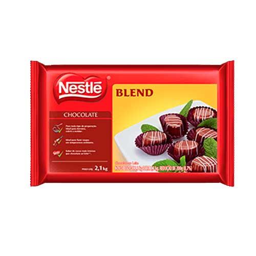 Chocolate em Barra Nestle Blend 1kg