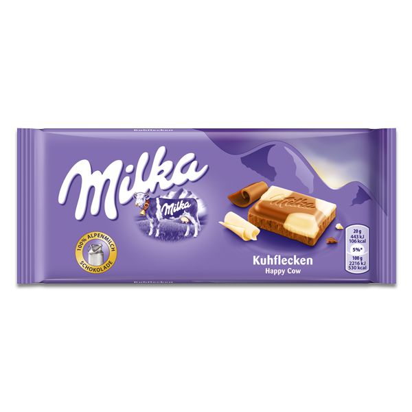 Chocolate Milka Malhado Kuhflecken 100g
