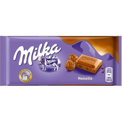 Chocolate Milka Noisette Creme de Avelã 100g