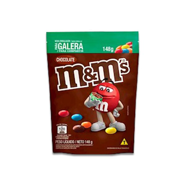 M&M's Chocolate 148g