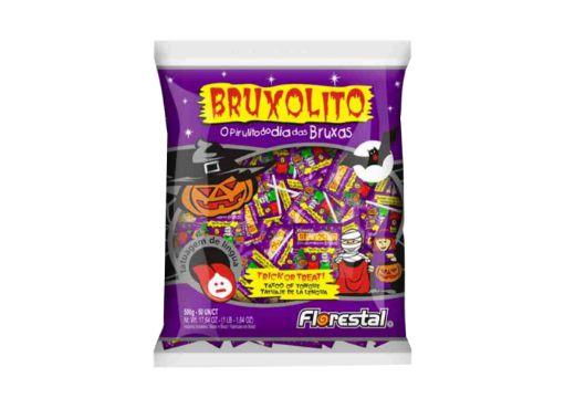 Pirulito Bruxolito Florestal 500g