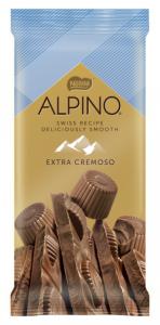 Tablete Alpino Gianduia ao leite com avelã 85g