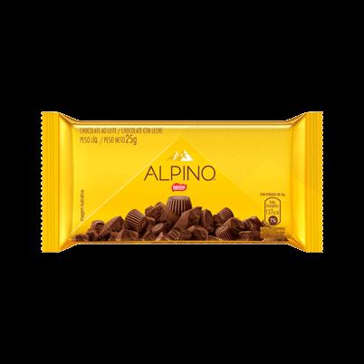 Tablete Alpino Nestle 22 un de 25g cada