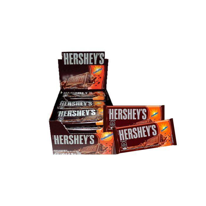 Tablete Hershey's Ovomaltine com 18 unidades de 20g cada