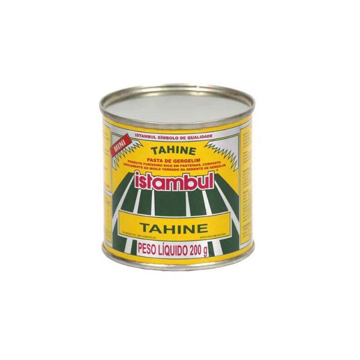 TAHINE PASTA DE GERGELIM 200g