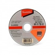 DISCO DE CORTE PARA INOX 4.1/2 (115 X 1,2 X 22,23) (MAKITA)