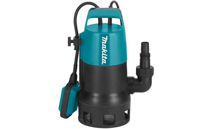 BOMBA DE AGUA SUBMERSÍVEL 25MM 400W - 220V (MAKITA)