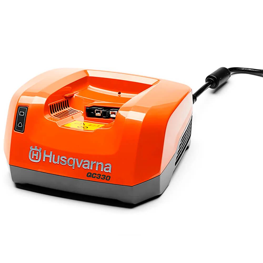 CARREGADOR BATERIA HUSQVARNA QC330 220V 330