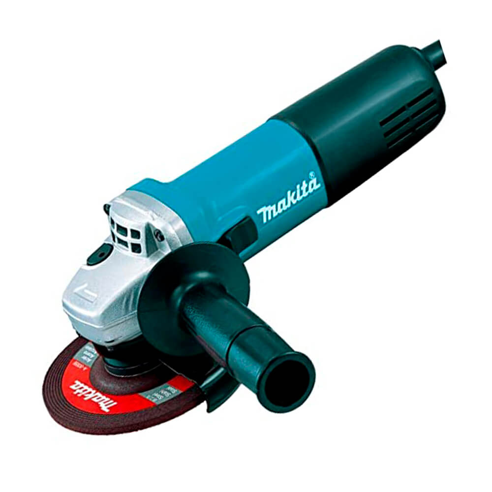 ESMERILHADEIRA ANGULAR 115MM 4.1/2,  840W (MAKITA)