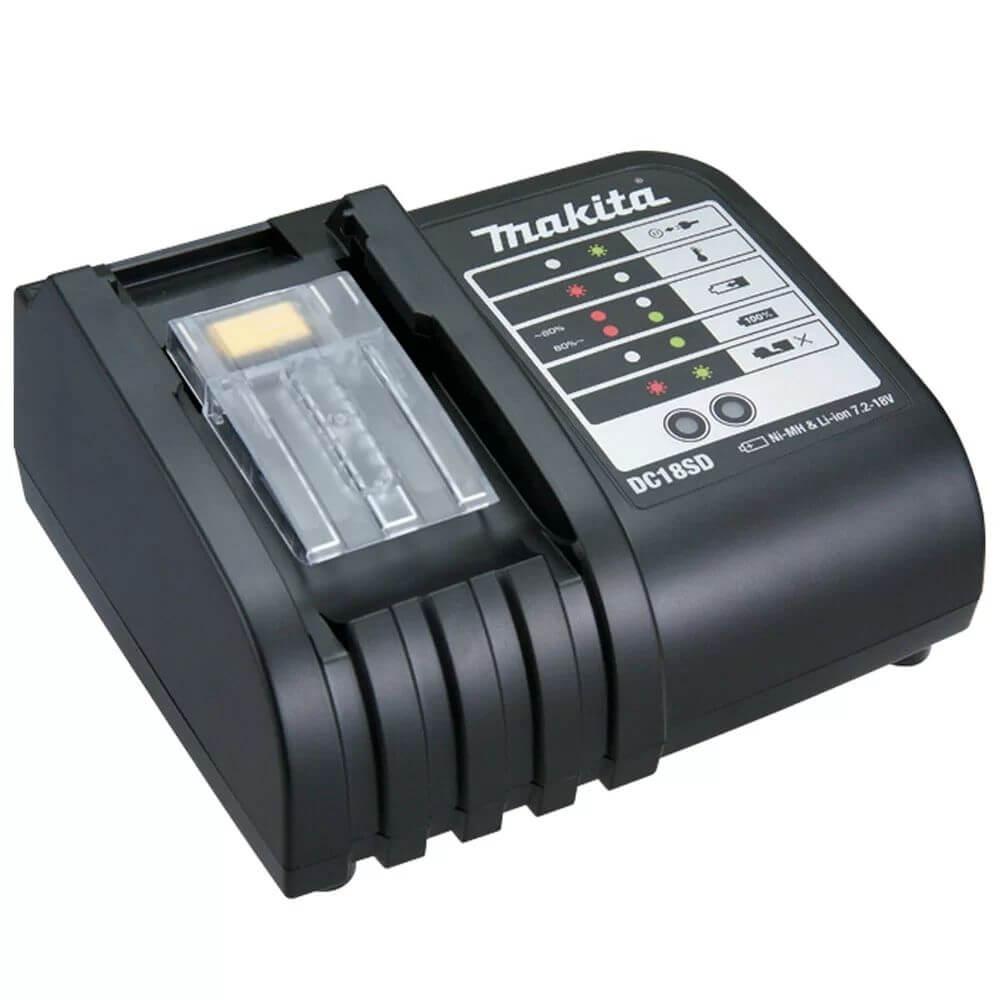 PARAFUSADEIRA/FURADEIRA IMPACTO BAT (MAKITA) DHP453X10