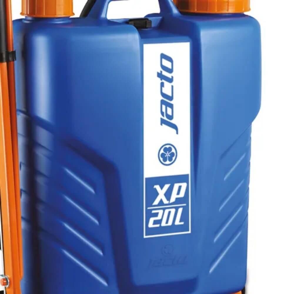 PULVERIZADOR COSTAL JACTO XP 16LT