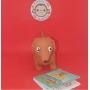 Cachorro Dog estica Divertido Marrom - Fidget Toys