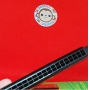 GAITA MUSICAL COM 24 FUROS DOURADA - BEE HARMONICA