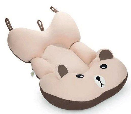 Almofada para Banho Bichinhos Urso Zeca